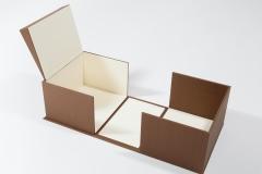 Three-wall-drop-spine-pressure-box
