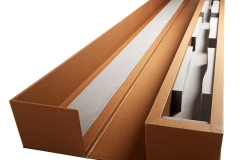Four Wall Drop Spine Box (2200 x 150mm)